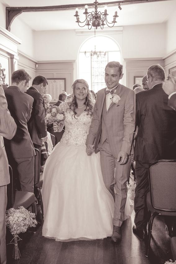 Rachel and Simon's wedding at Merchant Taylors Hall, York