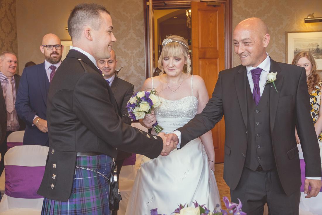Oulton Hall Wedding
