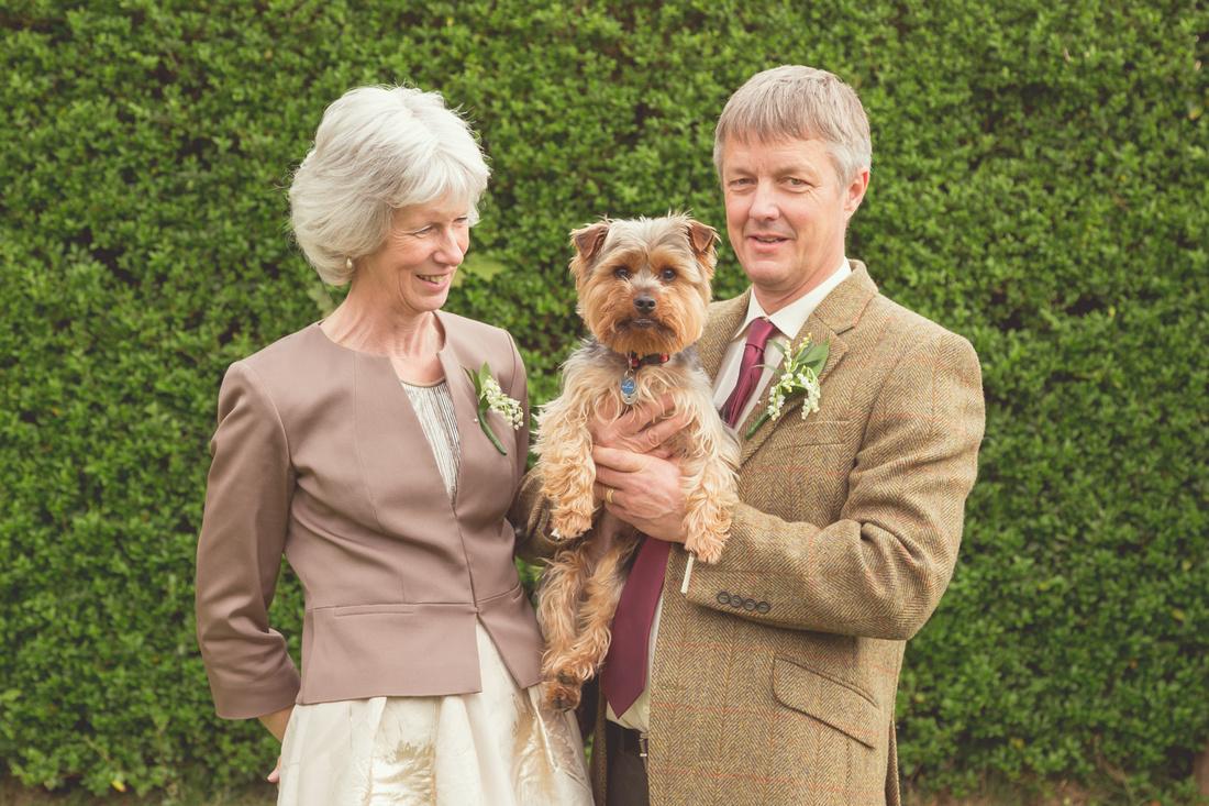 Bradford Wedding Day Home Portrait Shoot