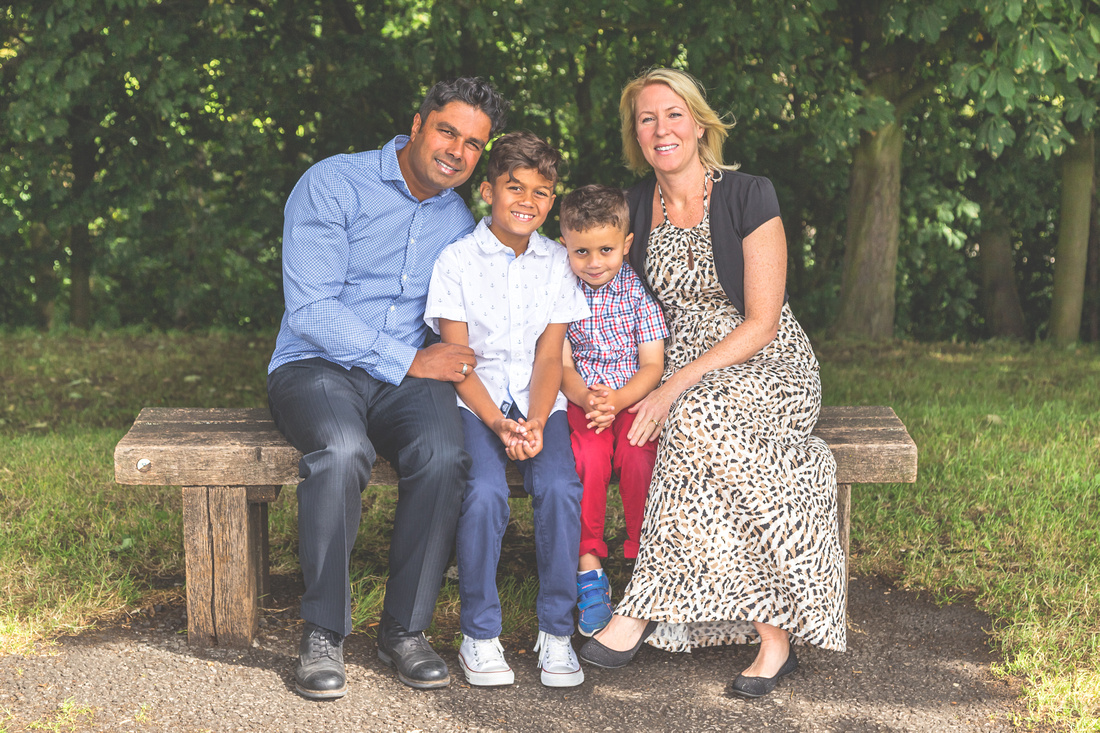 Family Photoshoot at Roundhay Park