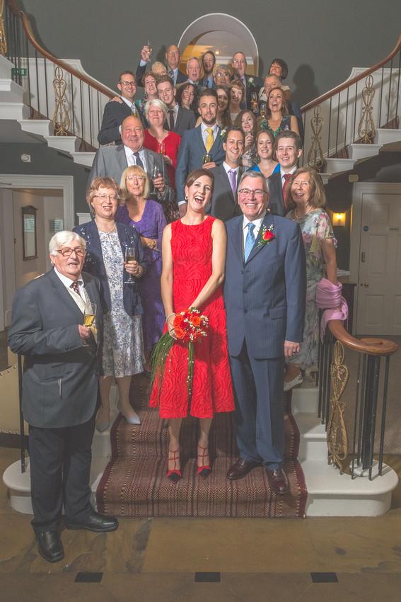 Rudding Park Harrogate Wedding