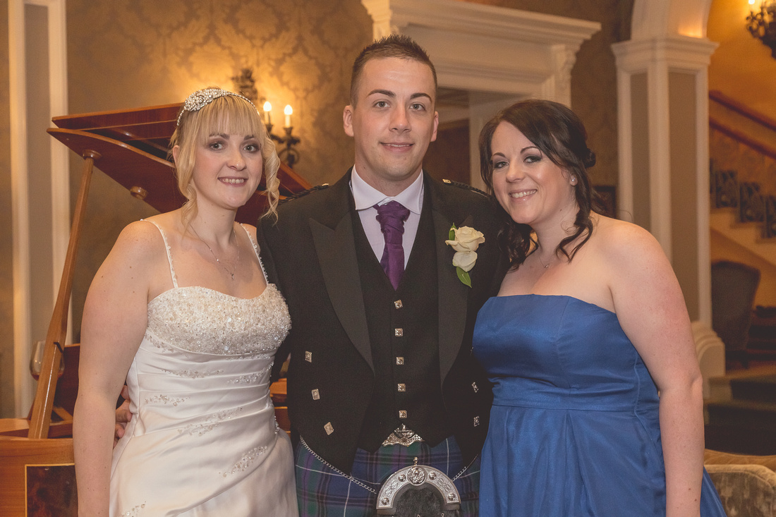 Oulton Hall Wedding