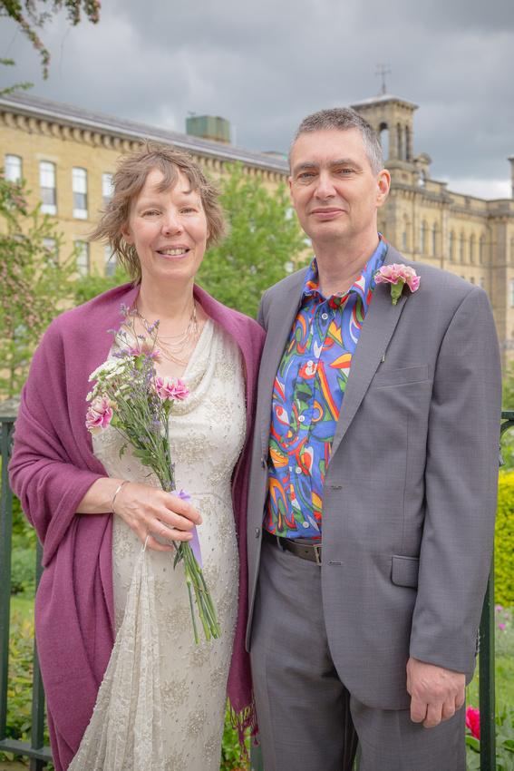 Victoria Hall Saltaire Wedding
