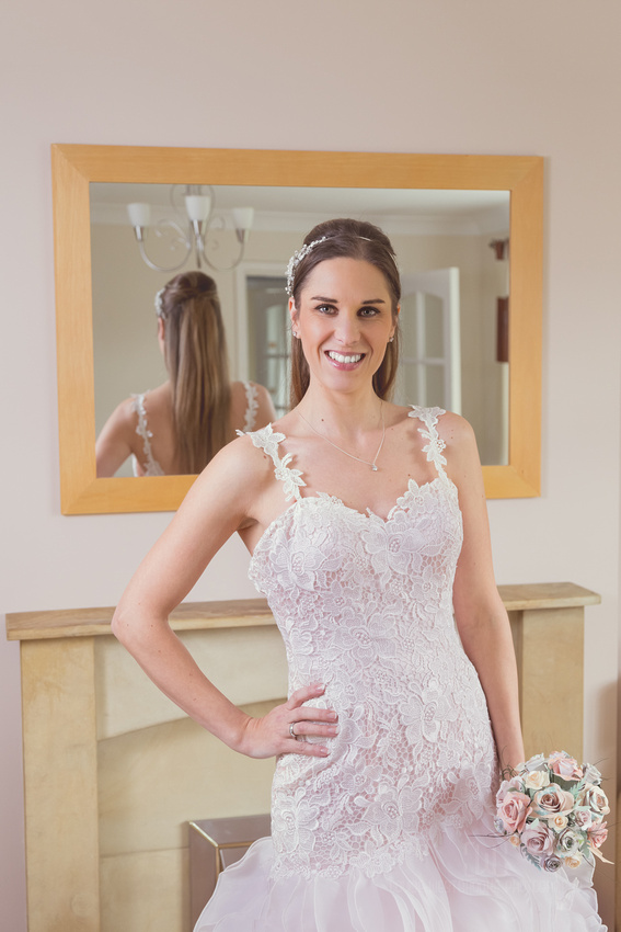 Bridal shoot with Posh Frocks Leeds