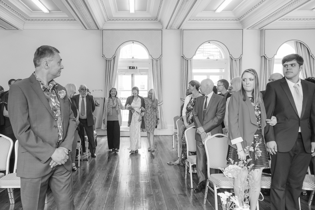 West bradford village hall wedding