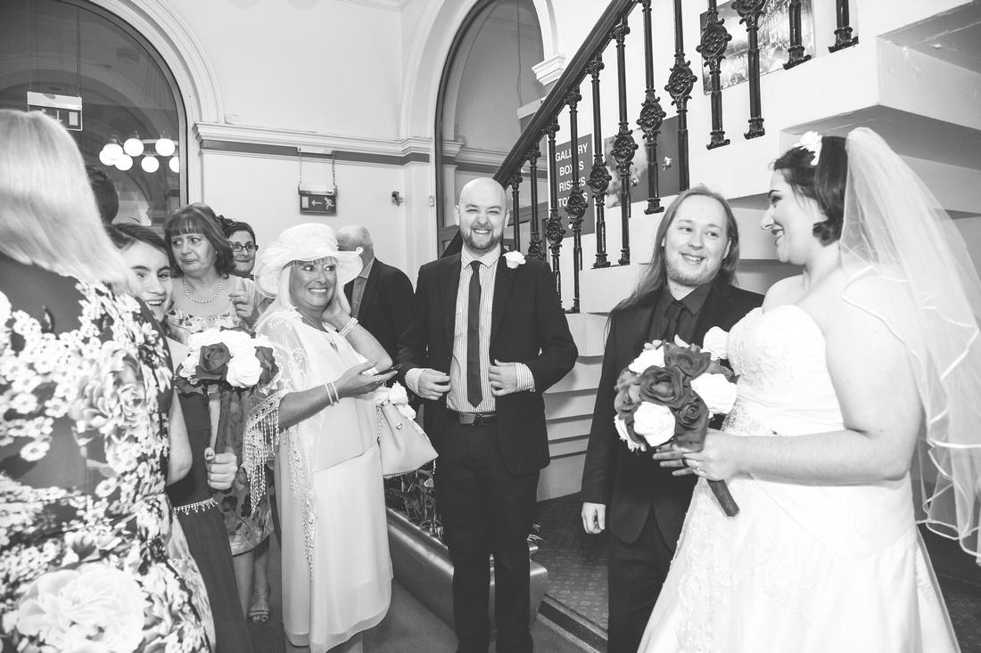 Leeds Town Hall Wedding